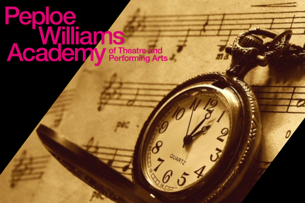 A Stop in Time - Peploe Williams Academy of Theatre & Performing Arts