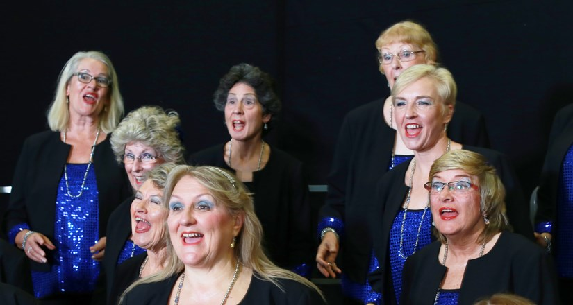 Pearl Anniversary Show - Junction 14 Ladies Acapella