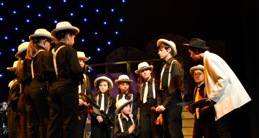 Bugsy Malone - Auditions