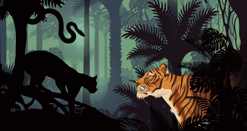 Guest Blog - The Jungle Book