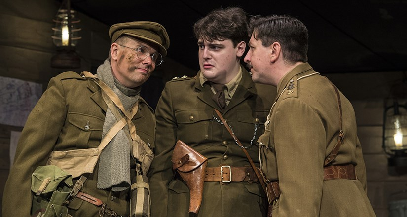 Blackadder Goes Forth - The Final Push
