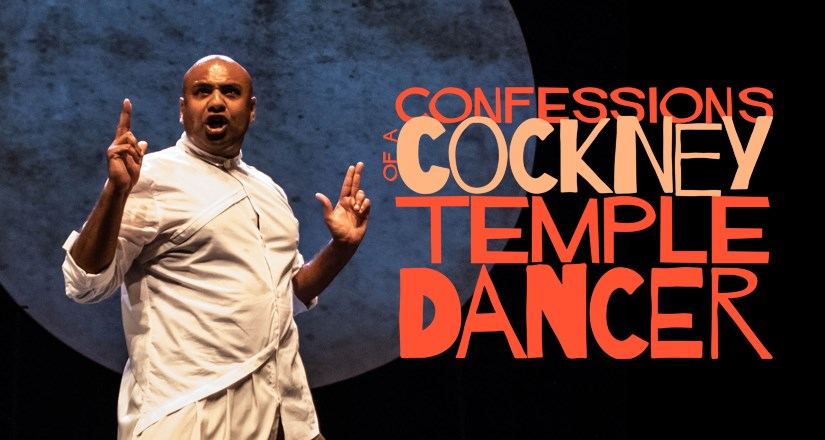 Guest Blog - Confessions Of A Cockney Temple Dancer