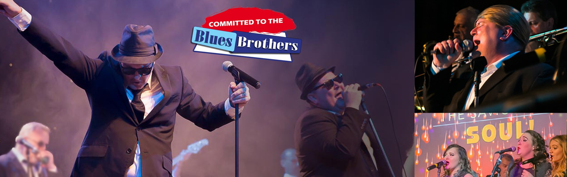 The Ultimate Commitments and Blues Brothers Experience
